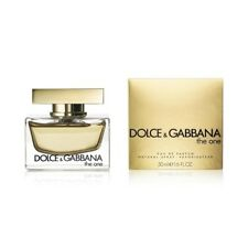DOLCE & GABBANA THE ONE 50ML EDP SPRAY - FOR WOMEN - BRAND NEW, BOXED & SEALED!
