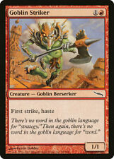Magic MTG Tradingcard Mirrodin 2003 Goblin Striker 94/306