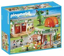 Playmobil 5432 Summer Fun Camp Site Ages 4+ Toy Girls Boys Fun Play Happy