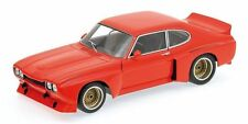 "1:18 Minichamps Ford Capri RS 3100 ""racing"" 1974 rojo #180748001"