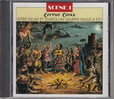 Corvus Corax - Inter Deum Et Diabolum   (CD)  NEU !!!