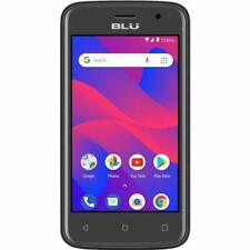 Blu M4 PLUS Android V. 8.1(Go Ed.) Unlocked Cell Phone 8GB/1GB RAM Smartphone
