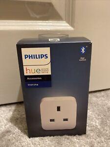 Philips Hue Bluetooth Smart Plug for Smart Home Lighting