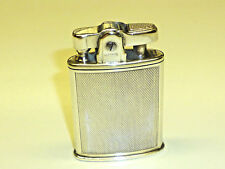 RONSON POCKET WICK LIGHTER - STERLING SILVER - U.S. PAT. 19023 - MADE IN U.S.A.