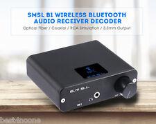 SMSL B1 NFC Wireless Bluetooth 4.2 Audio Receiver Decoder 3.5mm Output Function