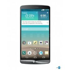 LG G3 D850 - 32GB - Metallic Black AT&T (Unlocked) Smartphone