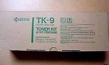 KYOCERA TK-9/TK9/TK 9 FS-1500/FS1500/FS-3500/FS3500/FS 1500 TONER ORIGINAL