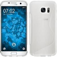 Coque en Silicone Samsung Galaxy S7 Edge - S-Style transparent Case
