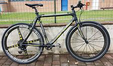 Bici ibrida carbonio Saccarelli Sram NX 11 carbon hybrid bike Ambrosio Spinergy