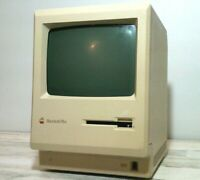 Vintage Apple Macintosh Plus M0001A PC Computer All in One