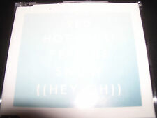 Red Hot Chili Peppers Snow (Hey Oh) Rare Australian CD Single - Like New