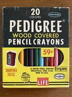 Pedigree Wood Covered Pencil Crayons No.2449