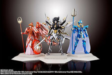 Bandai Saint Cloth Myth Athena Poseidon Hades Set 15th Anniversary version