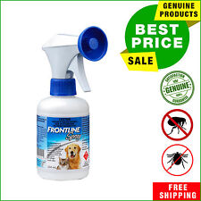 Frontline Spray 250 mL for Dogs & Cats by Merial Flea & Tick control treatment