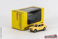 ROCO 5394 - H0 1:87 - Auto modellino Fiat 127 gialla delle poste austriache