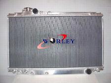 52mm For Toyota Supra JZA80 Turbo 1993-1998 AT/MT 94 95 96 97 Aluminum Radiator