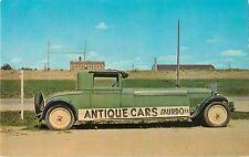 c1970 Pioneer Auto Museum, Murdo, South Dakota Postcard
