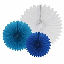 Decorative Wedding Party Paper Crafts 4''-12'' Paper Fans DIY Hanging Tissue