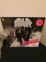 RCR  Scandal vinyl LP Sealed