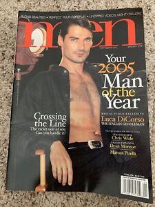 men Gay Magazine