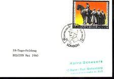 Belgien FDC Michelnummer 2421  (intern:Doku: 368)