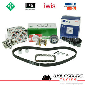Audi A3 A4 TT Timing belt set Water pump Chain Thermostat 2.0 T 2.0T FSI 06 - 09