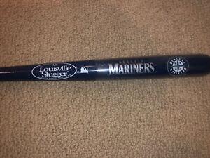 """LOUISVILLE SLUGGER MLB LICENSED SEATTLE MARINERS MINI BAT 18"""" BRAND NEW"""