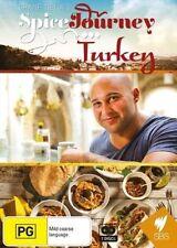 Shane Delia's Spice Journey - Turkey NEW R4 DVD