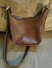Vintage COACH 9950 Legacy Janice Leather Crossbody Bag Shoulder Bag - Brown