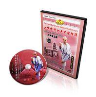 Traditional Shaolin Kungfu Series  Routine III of Da Hong Quan by Shi deyang DVD