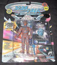 1994 Star Trek The Next Generation Geordi La Forge as a Tarchannen Iii Alien Moc