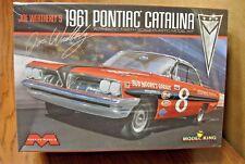 MODEL KING/MOEBIUS JOE WEATHERLY'S 1961 PONTIC CATALINA 1/25 SCALE MODEL KIT