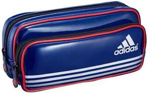 adidas pencil Case Pencils Pack Pouch Bag 100% Authentic