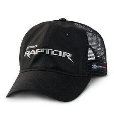 Ford F-150 Raptor Black Mesh Hat
