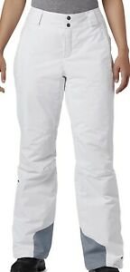 NWT Columbia Women's Bugaboo OH Pant White Size L