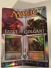 Izzet vs Golgari Duel Deck Sealed Neu Mtg Magic the Gathering