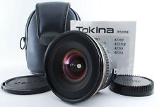 [Near Mint] Tokina AT-X PRO 17mm f/3.5 Aspherical AF for Canon from Japan 748875