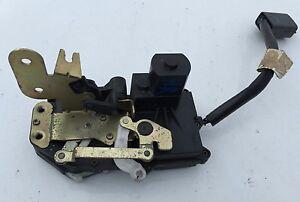 Range Rover P38 Rear Right Door Lock (Grey Plug)