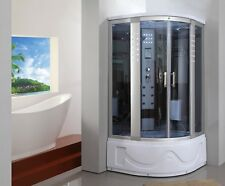 Kokss Steam Spa Glass Shower Enclosure Hydro Massage Jets G0516