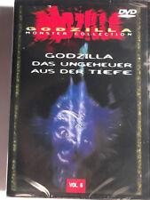 Godzilla und das Ungeheuer aus der Tiefe - Mothra, Ebirah, Südsee, Jan Fukada