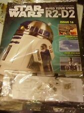 DEAGOSTINI STAR WARS R2 D2 # 16 PARTWORK  1:2 SCALE BUILD YOUR OWN MODEL DROID