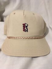 The Players Championship Hat Vintage Made In Usa Adjustable Collectible Golf Tpc