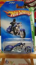 hot wheels Treasure Hunt Bad Bagger 2009-045 Moto (9997)
