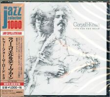 LARRY CORYELL & STEVE KHAN-TWO FOR THE ROAD-JAPAN CD Ltd/Ed B63