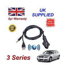 BMW serie 3 Música Bluetooth integrado Módulo para iPhone HTC Nokia Samsung Etc