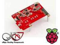 Gamme Pro - Adaptateur pour Raspberry Pi avec support - SSD M2 (M.2 NGFF SATA)