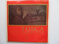 Rare Tosca 2 * lp set VPO Karajan RCA Mono LD- 7022-(2) New Zealand 1S/1S/1S/2/S