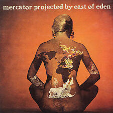 Mercator Projected by East of Eden CD Psych UK Import