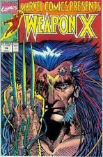 Marvel Comics Presents # 74 (Weapon X by Barry Windsor-Smith) (Estados Unidos, 1991)