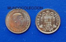 MONEDA DE 1 peseta 1966  *69 Franco S/C - UNC